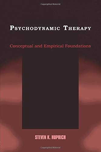 9780805864014: Psychodynamic Therapy: Conceptual and Empirical Foundations