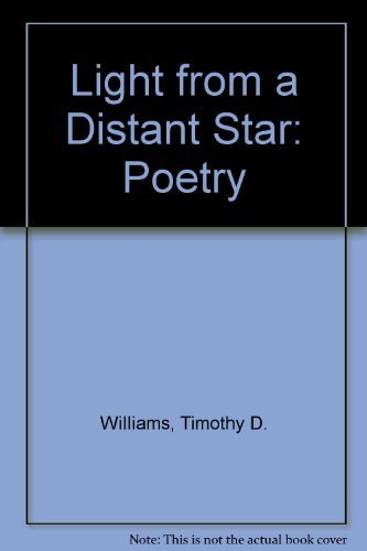 9780805928365: Light from a Distant Star: Poetry