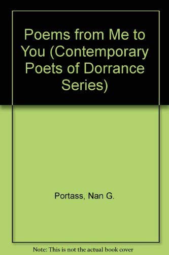 Poems from Me to You: Portass, Nan G.