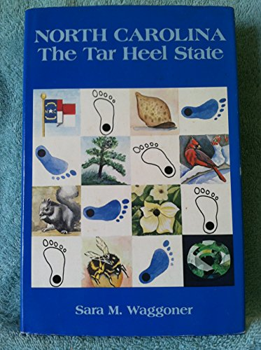 9780805931051: North Carolina the Tar Heel State