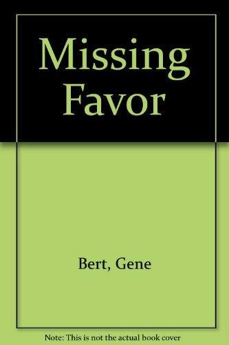 9780805933819: Missing Favor