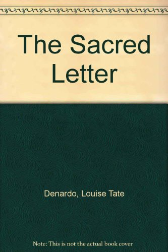 9780805943931: The Sacred Letter