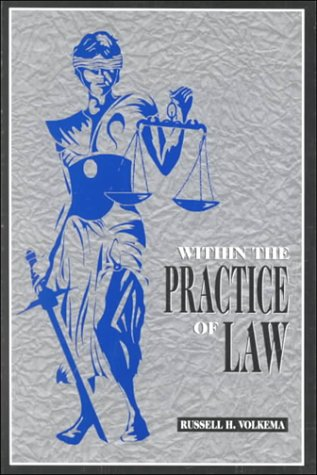 9780805945584: Within the Practice of Law