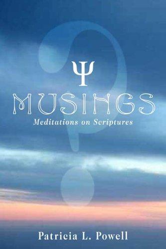 9780805969740: Musings: Meditations on Scriptures