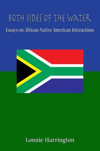 9780805991321: Both Sides of the Water: Essays on African-Native American Interactions