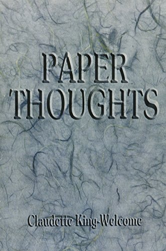 9780805999624: Paper Thoughts