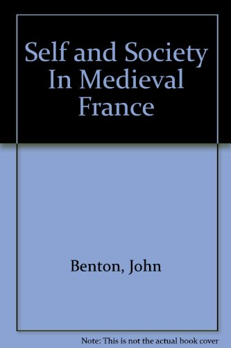 9780806065502: Self and Society In Medieval France