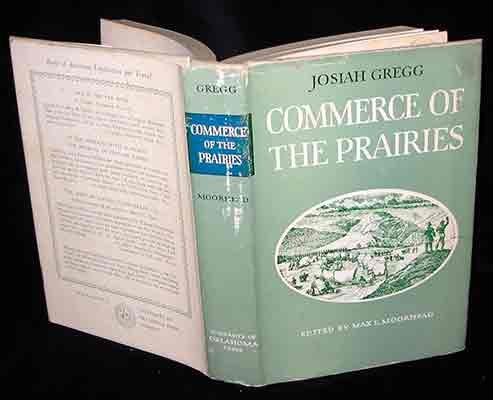 9780806102993: Commerce of the Prairies (American Exploration & Travel)