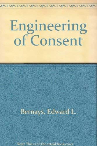 9780806103280: Engineering of Consent