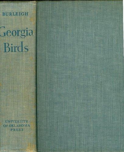 9780806104027: Georgia Birds