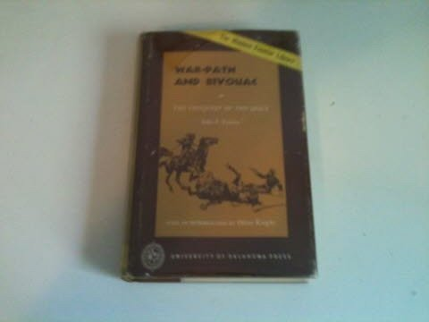 9780806104904: War-path and Bivouac or the Conquest of the Sioux