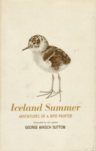 9780806104911: Iceland summer : adventures of a bird painter