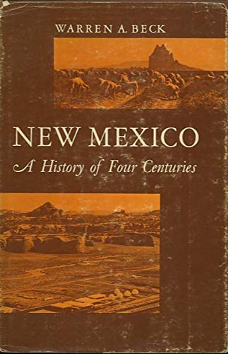 9780806105338: New Mexico: A history of four centuries