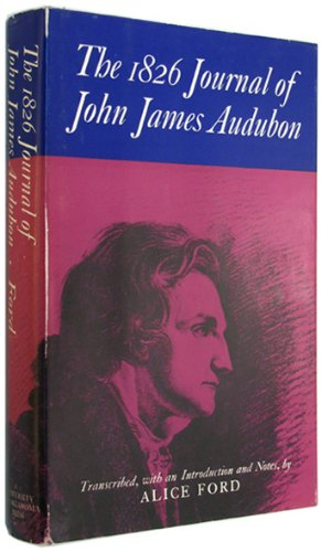9780806107318: The 1826 Journal of John James Audubon.