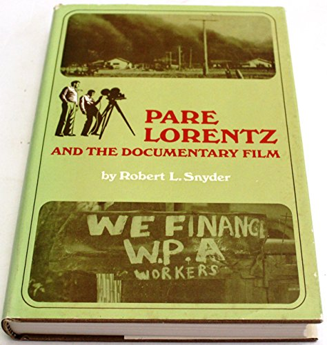 9780806107844: Pare Lorentz and the Documentary Film