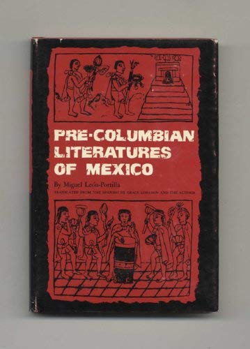 9780806108186: Pre-Columbian Literatures of Mexico