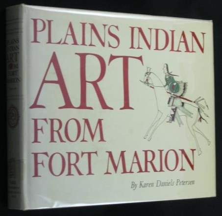 9780806108889: Plains Indian Art From Fort Marion (The Civilization of The American Indian Series)