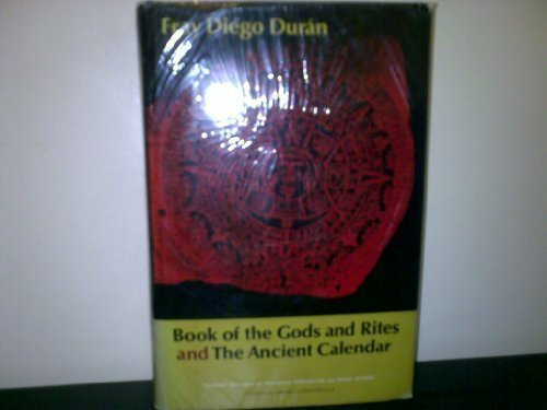 9780806108896: Book of the Gods and Rites and the Ancient Calendar (Civilization of American Indian)