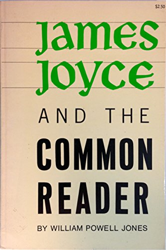9780806109305: James Joyce and the Common Reader