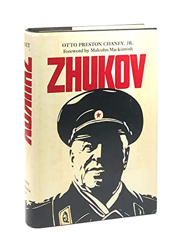 9780806109510: Zhukov [Hardcover] by Otto Preston Chaney