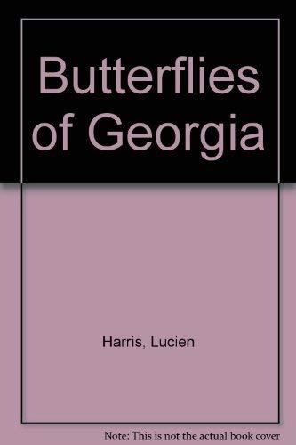 9780806109657: Butterflies of Georgia