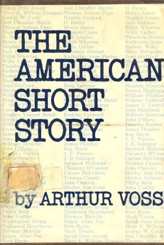 9780806110707: The American Short Story