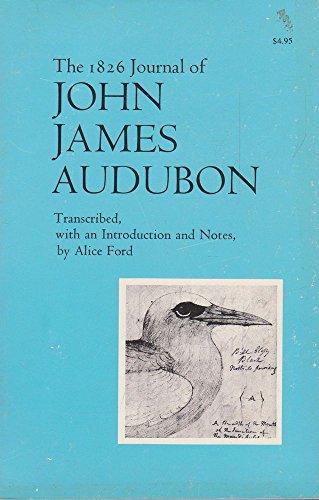 9780806111599: THE 1826 JOURNAL OF JOHN JAMES AUDUBON