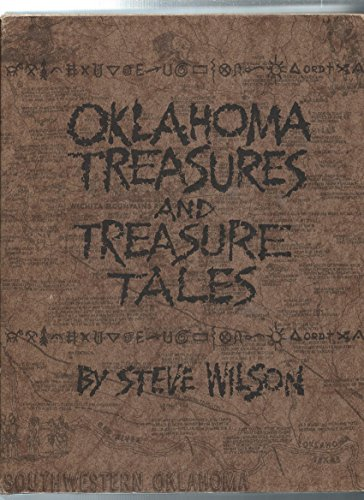 Oklahoma Treasures and Treasure Tales: Wilson, Steve