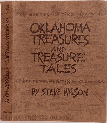 9780806112404: Oklahoma Treasures and Treasure Tales