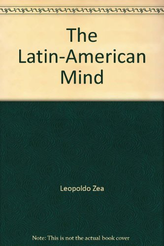 9780806112787: The Latin-American Mind