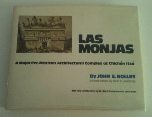 9780806112824: Las Monjas: A major pre-Mexican architectural complex at Chichén Itzá (The Civilization of the American Indian series)