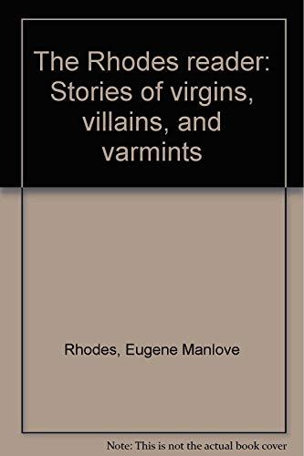 9780806112909: The Rhodes reader: Stories of virgins, villains, and varmints