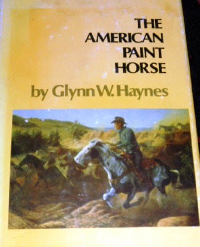 9780806112930: American Paint Horse