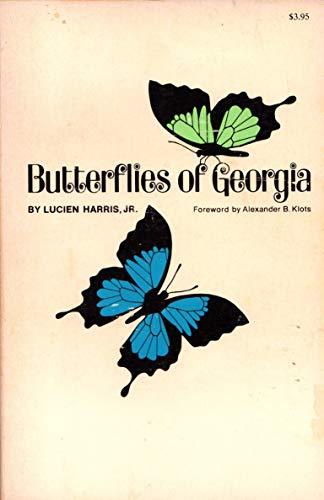 9780806112954: Butterflies of Georgia