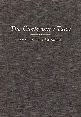 The Canterbury Tales: A Facsimile and Transcription of the Hengwrt Manuscript, with Variations from...
