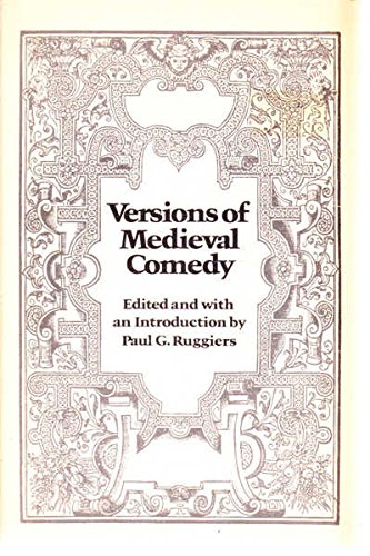 Versions of medieval comedy