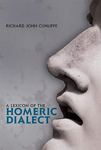 9780806114309: Lexicon of the Homeric Dialect
