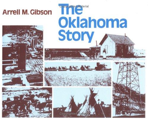 9780806114613: Oklahoma Story