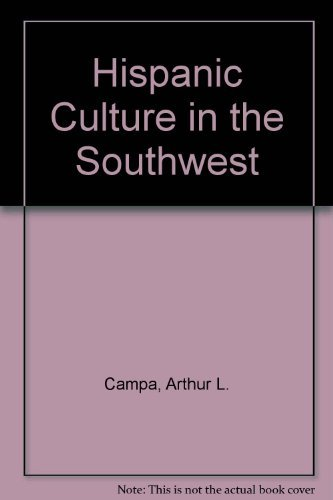 9780806114880: Hispanic Culture in the Southwest