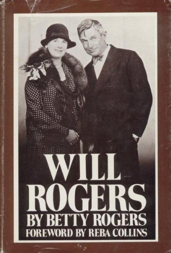 9780806115269: Will Rogers: His Wife's Story