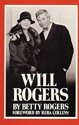 9780806116006: Will Rogers: His Wife's Story