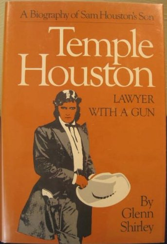 9780806116273: Temple Houston: Lawyer With a Gun