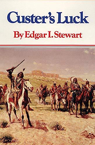 9780806116327: Custer's Luck