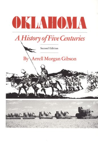 9780806117584: Oklahoma, a History of Five Centuries