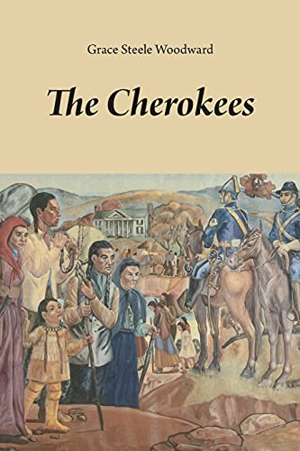9780806118154: The Cherokees