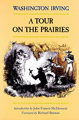 9780806119588: A Tour on the Prairies (The Western Frontier Library Series)