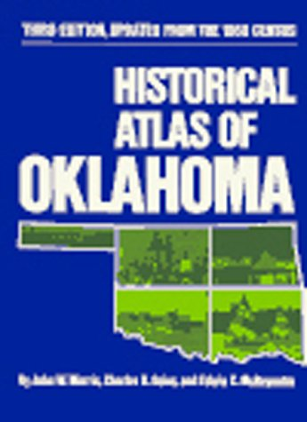 Historical Atlas of Oklahoma: John W. Morris,