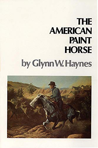 9780806121444: The American Paint Horse
