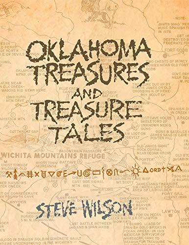 9780806121741: Oklahoma Treasures and Treasure Tales
