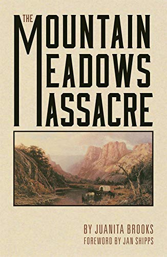 9780806123189: The Mountain Meadows Massacre